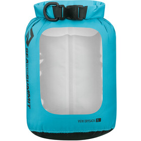 Sea to Summit View Dry Sack 2L bottle blue